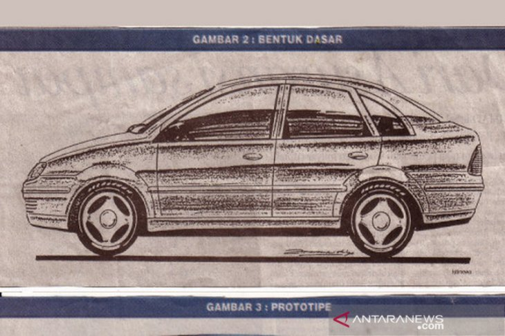 Almarhum Habibie dan cita-cita mobil nasional