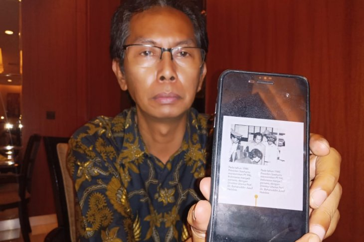 Ketua DPRD: Habibie miliki ikatan historis dengan Surabaya