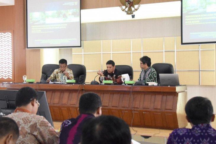 Pemkot Kediri bahas perlindungan pengelolaan lingkungan hutan