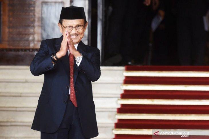 Habibie encouraged Indonesia's competitive advantage