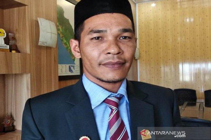 Muslem ditetapkan sebagai Ketua DPRK Aceh Jaya, PNA usulkan dua wakil