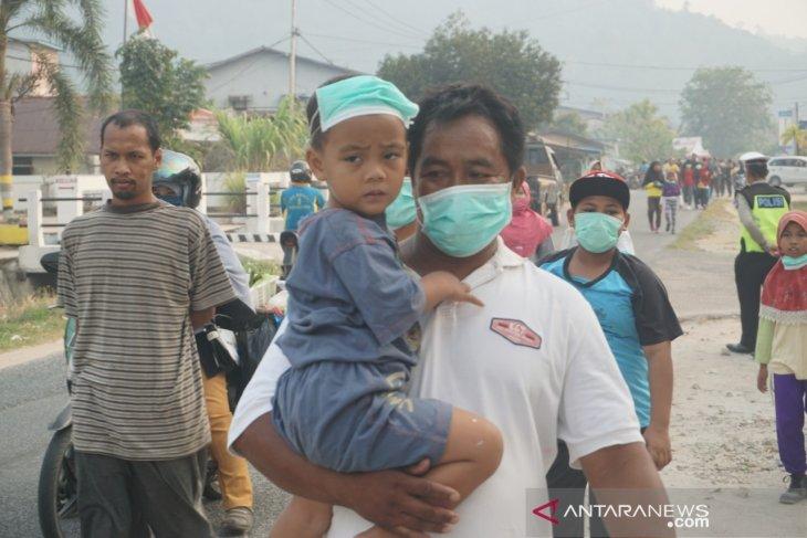 ISPU di Kayong Utara kategori berbahaya