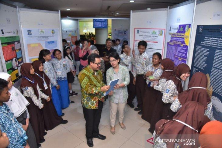 1.147 siswa SMP Surabaya ikuti lomba peneliti belia
