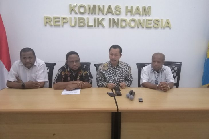 Komnas HAM urges Jokowi to hold dialog in Papua