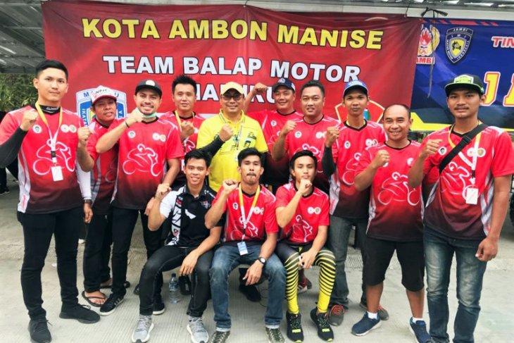 Tiga pebalap Maluku lolos ke PON 2020