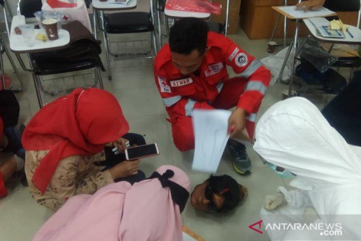 PMI-ICRC kenalkan dasar forensik pada jurnalis dan relawan