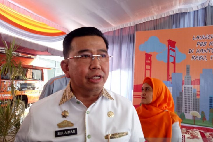 Kebijakan e-tax direvisi Pemkot Palembang