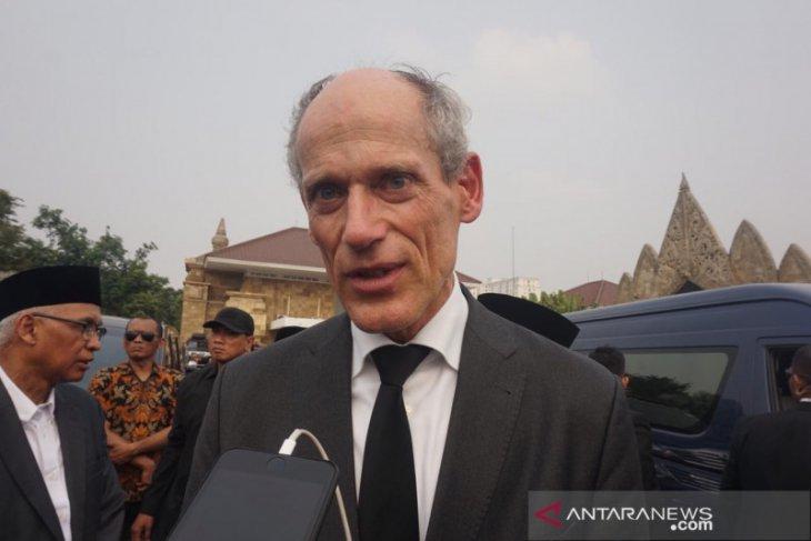 Dubes Belanda Lambert Grijn: Habibie tokoh penting teknologi Indonesia