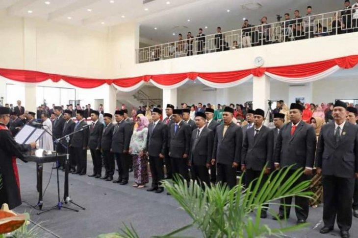 Pimpinan DPRD Kota Madiun terbentuk