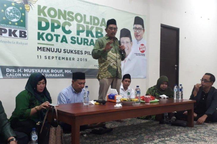DPC PKB Surabaya beri