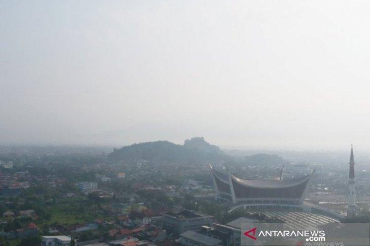 1,313 hotspots in Sumatra on Wednesday: BMKG