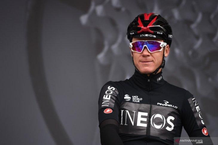 Froome incar titel kelima Tour juga emas Olimpiade