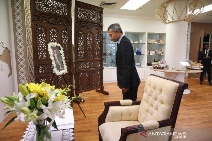 Menlu Singapura akan mengunjungi Brunei, Malaysia dan Indonesia
