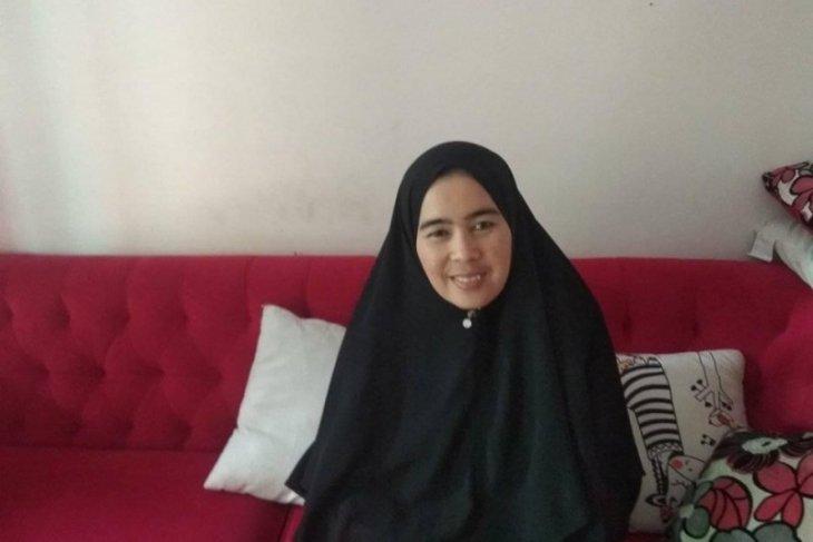 Habibie sebagai teladan oleh Fatayat NU Lebak