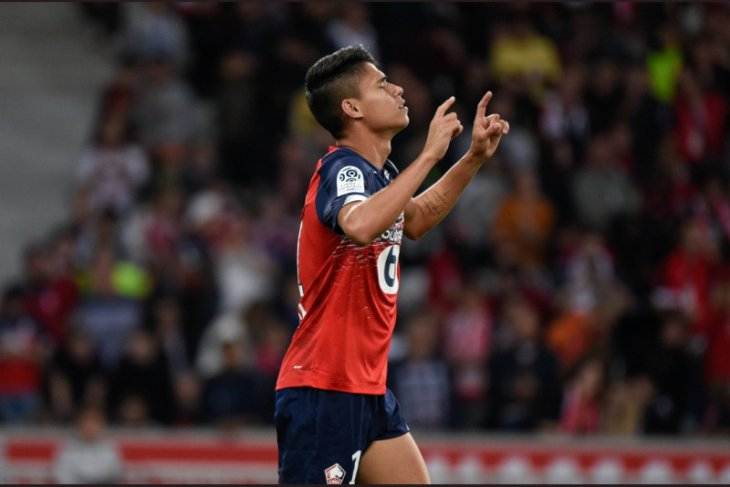 Lille raih kemenangan, Lyon ditahan imbang