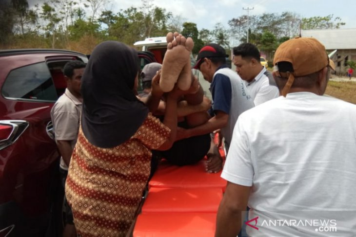 Speedboat overturns in Maluku, 1 killed, 32 survive