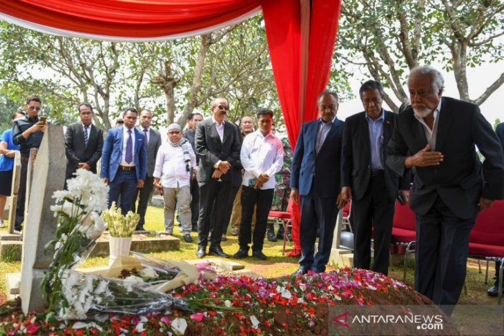 BJ Habibie dalam ingatan Xanana
