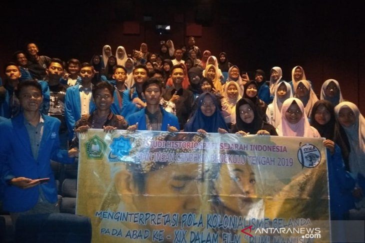 Film Bumi Manusia jadi objek studi historiografi Indonesia