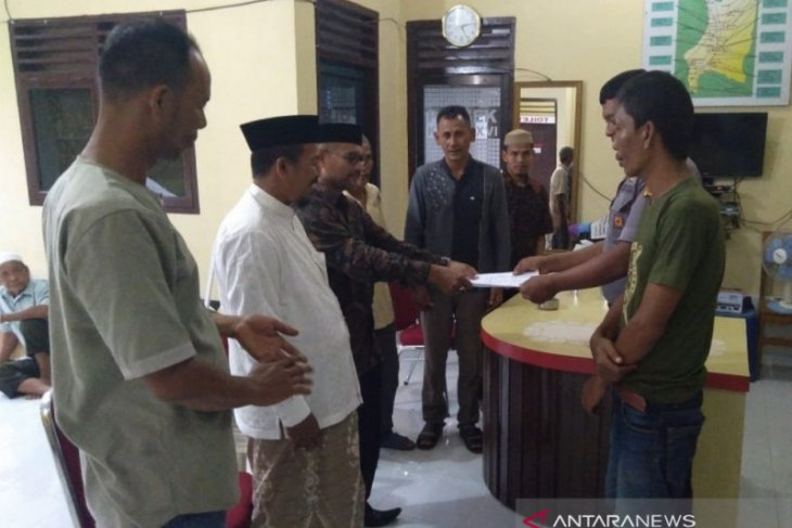 Polisi tunggu laporan resmi terkait penghulu gadungan di Aceh Barat