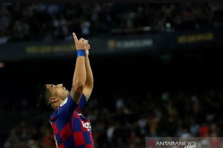Luis Suarez jadi