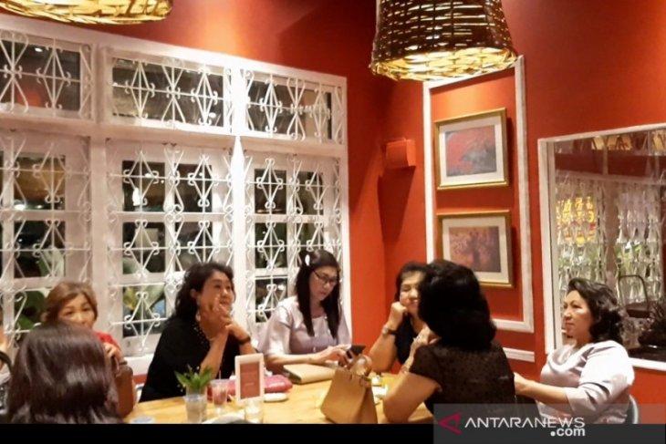 De Gamaa, cafe di Pontianak bertema retro klasik