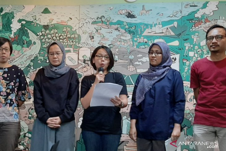 NGOs send open letter to President Jokowi over forest fires