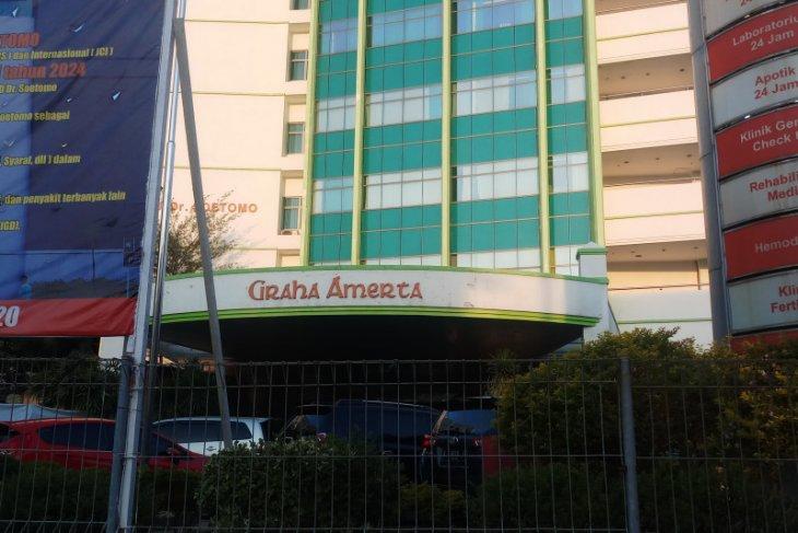 Fuad Amin sempat dirawat selama 2 hari di Graha Amerta (Video)
