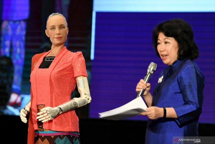 Kantor Capil di Rusia pekerjakan robot