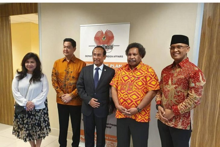 PNG consistently supports Indonesia's sovereignty over Papua: MP