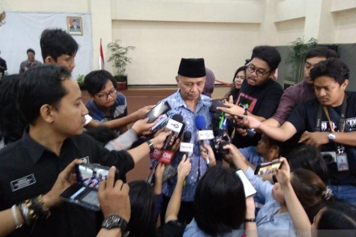 Ketua KPK mengaku ada undangan Presiden terkait revisi UU KPK