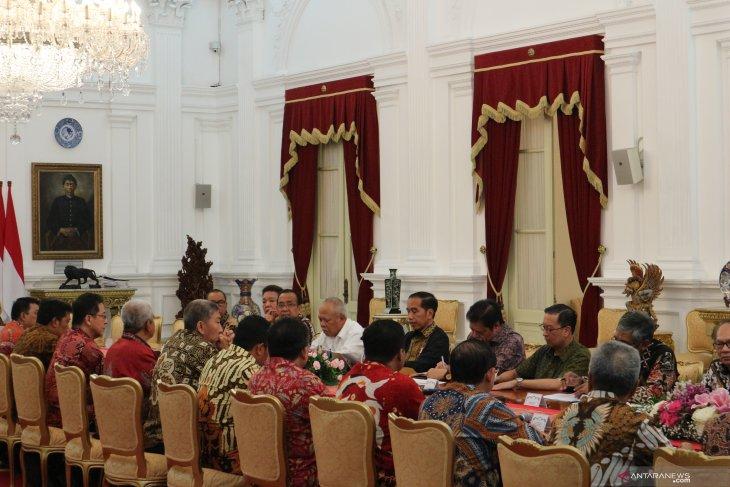 Presiden Jokowi ingin lakukan percepatan pembangunan  perumahan