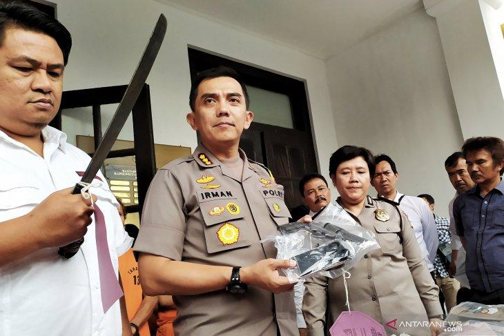 42 pelaku curas ditangkap Polrestabes Bandung, 8 di antaranya residivis