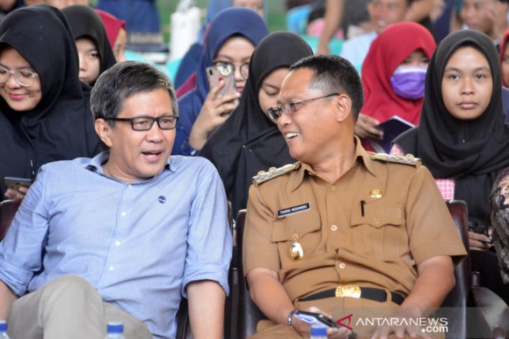 Wabup Gorontalo Utara nilai Rocky Gerung hangatkan iklim intelektual kampus