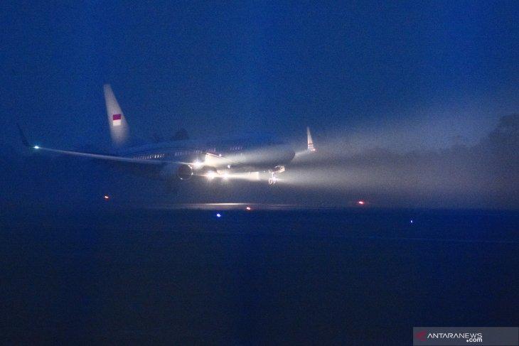 Kabut asap, sejumlah penerbangan dari Bandara Juanda dibatalkan