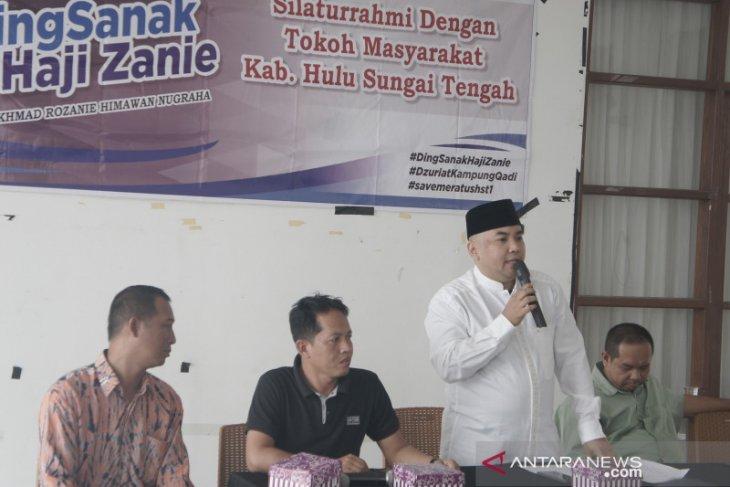 Bergabung relawan Dingsanak H Zanie, berkesempatan umroh
