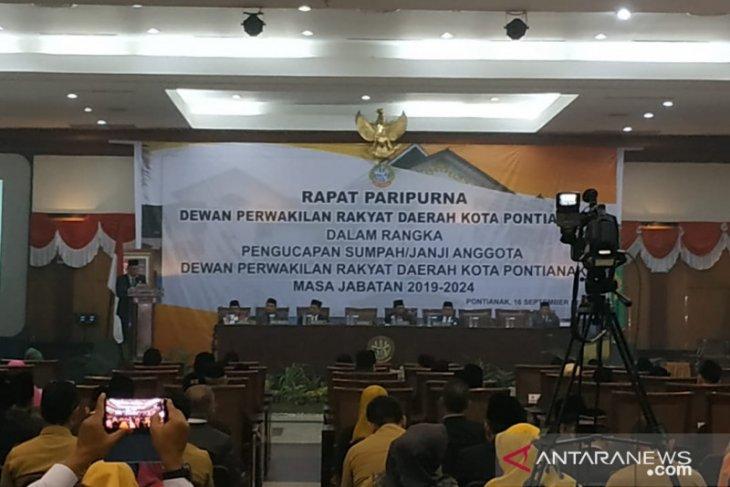 Sutarmidji ajak legislatif bangun Kota Pontianak