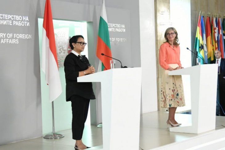 Indonesian foreign minister's Bulgaria visit targets market expansion