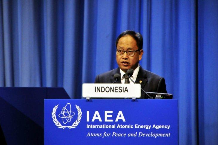 Sidang Umum IAEA akui kemampuan Indonesia