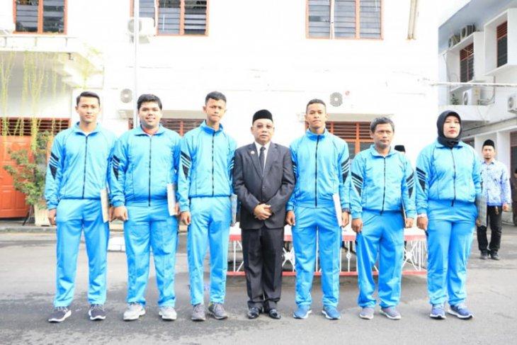 Pemkot Binjai berikan penghargaan 64 atlet berprestasi