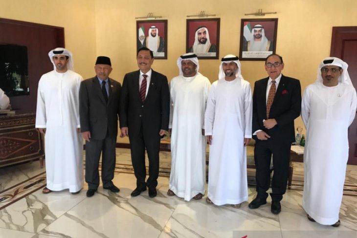 Pandjaitan's UAE visit prioritizes deepening economic cooperation