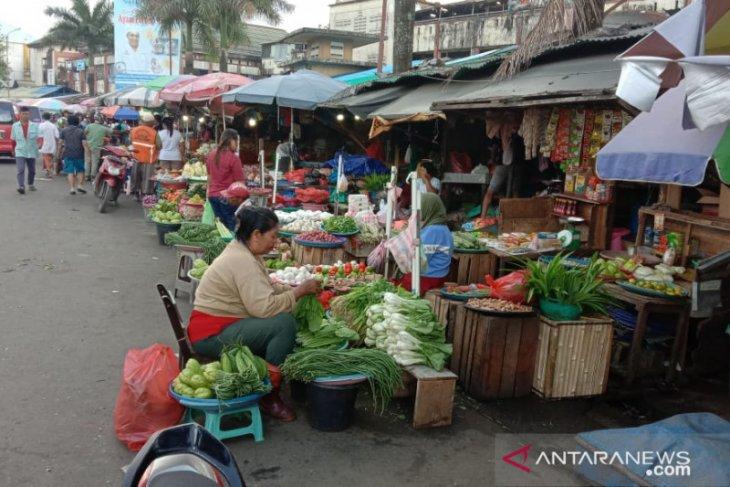 Wali kota Ambon tegaskan revitalisasi Pasar Mardika dilanjutkan