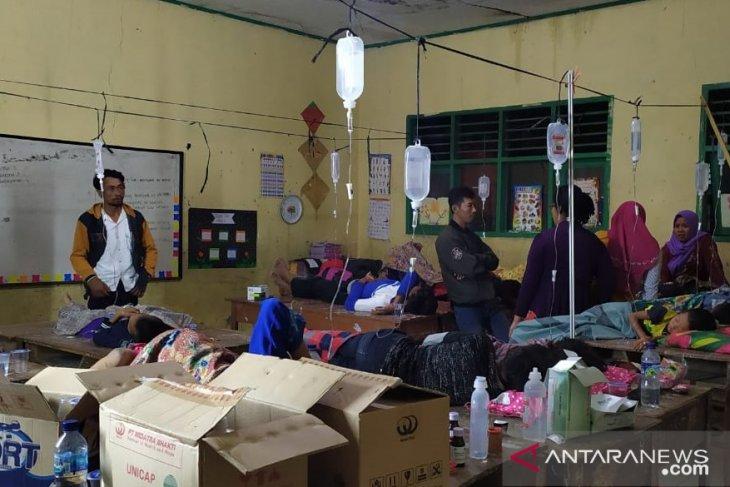 Keracunan massal kembali terjadi di Kabupaten Sukabumi
