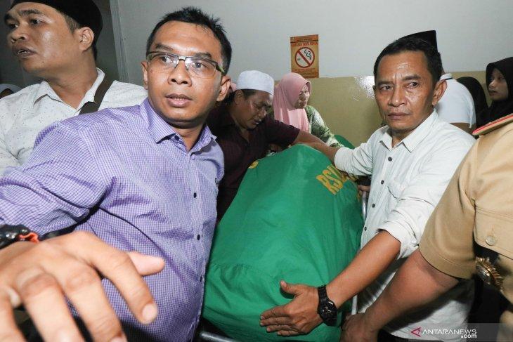 Terpidana Kasus Korupsi Meninggal