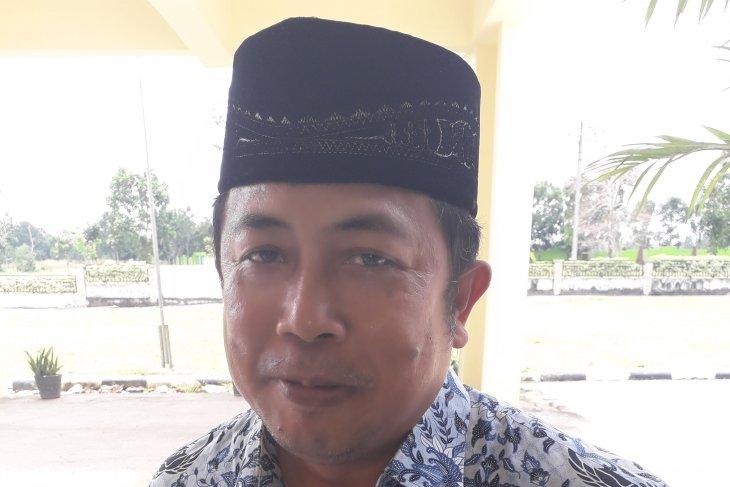 Dinas Kesehatan Bangka Tengah anjurkan warga gunakan masker