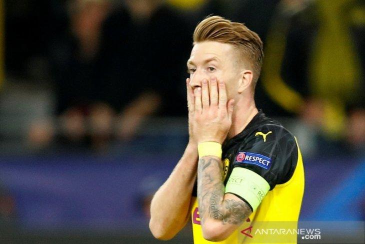 Jalannya pertandingan Dortmund vs Barcelona, Skor: 0-0
