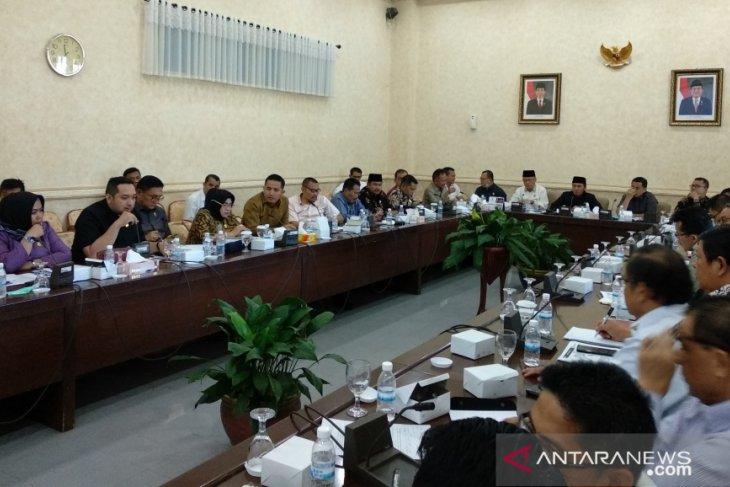 Dewan Provinsi Jambi minta penanganan karhutla terintegrasi