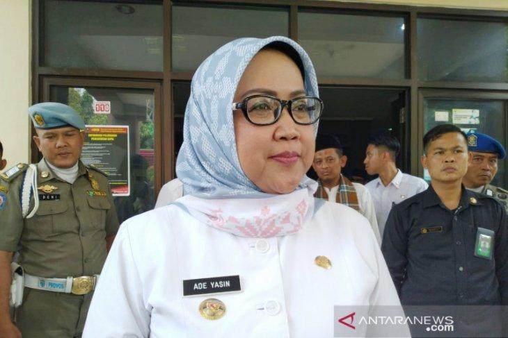 Bupati Ade Yasin-Iriana Jokowi akan bersih-bersih sungai di Bogor