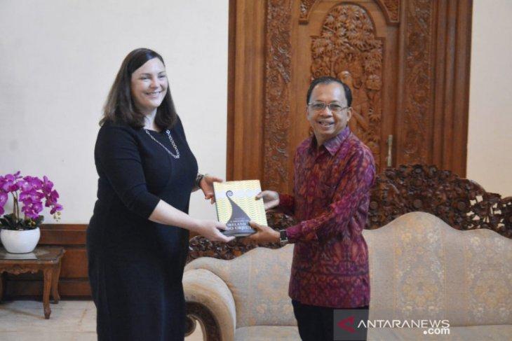 Gubernur ingin tingkatkan wisatawan Irlandia ke Bali