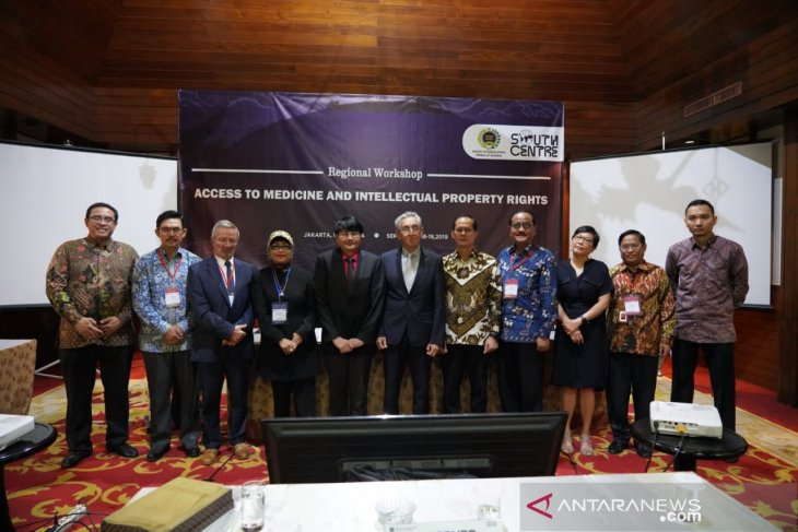 Indonesia, South Centre harmonize access to medicines, IPR