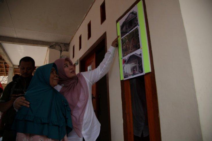 Lewat Program BSPS, 175 unit rumah layak huni dibangun di Koroncong